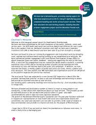 chairman s annual report template healthwatch peterborough annual report 2013 14 hwpeterborough