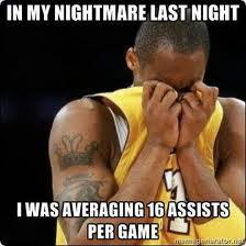 Laker Hater Memes - lebron james and kevin durant funny heat hater nba all day today