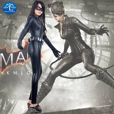 Catwoman Costume Halloween Buy Wholesale Halloween Catwoman Costumes China