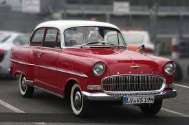 german cars after 1945 1957 opel rekord www german cars after
