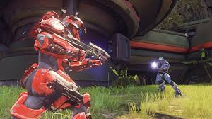 Warzone Maps Halo 5 Guardians Warzone Multiplayer Preview Taking The Fight