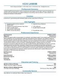 Pharmacy Resume Template Pharmacist Cover Letter Example Accounting Job Cover Letter Word