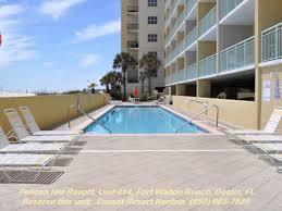 pelican isle resort unit 414 okaloosa island vacation rentals
