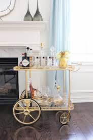 vintage cocktail set best 25 vintage bar carts ideas on pinterest brass bar cart