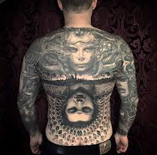 Back Pieces Tattoos 31 Breathtaking Back Designs Tattooblend