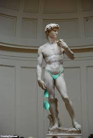 the statue of david stripper pictures freaking news