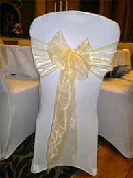 Chair Decorations Chair Decorations Bella Rose Wedding Planners