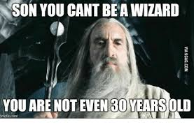 Wizard Memes - 25 best memes about 30 year old wizard 30 year old wizard memes