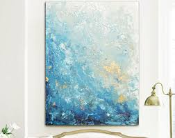 Home Decor Paints Painting Etsy