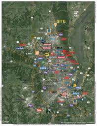 Knoxville Zip Code Map Knoxville Crossing Desco Group