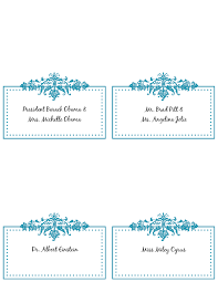 free printable place cards uniglobevolunteers org