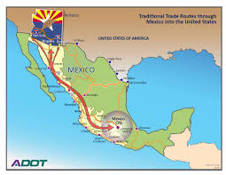 Map Of Durango Mexico by Arizona Mexico Sign Agreement To Further Develop Binational Trade