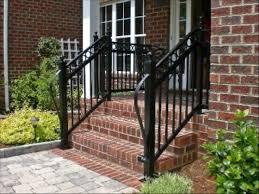 wrought iron porch railing ideas a more decor