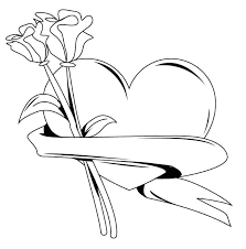 hearts coloring pages heart coloring pages images photo albums