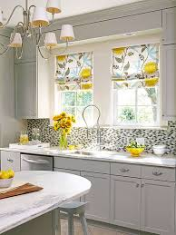 ideas for the kitchen kitchen window treatments