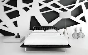 chambre à coucher blanc et noir déco noir et blanc chambre à coucher 30 exemples élégants