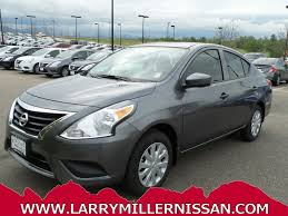 nissan versa fuel type new nissan versa denver co inventory photos videos features