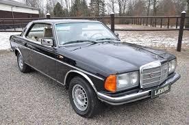 mercedes w123 coupe for sale mercedes 230 w123 ce 2 3 coupé 1983 coupé for sale
