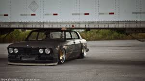 lowered cars rat rod bmw with supra turbo it u0027s the bimmer bomber myrideisme com