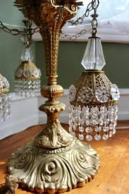 hollywood regency swag l swag chandelier pixball com