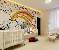 Nursery Ideas For Small Rooms Uk