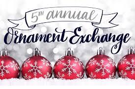 2016 ornament exchange one artsy