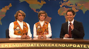 weekend update garth and sing thanksgiving songs from