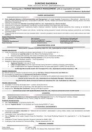 hr annual report template hr resume templates human resources manager resume