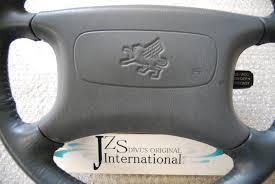 lexus sc400 emblem set lexus sc300 sc400 toyota soarer jzz30 genuine steering wheel used