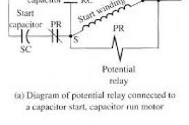 copeland potential relay wiring diagram copeland wiring diagrams