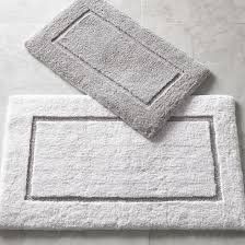 Black And White Bathroom Rug by Resort Memory Foam Framed Bath Rug Frontgate