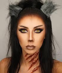 Dark Link Halloween Costume Werewolf Makeup Halloween Makeup нαυηтє вєαυту