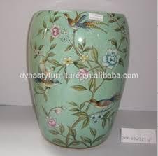 chinese ceramic butterflies garden stool buy chinese ceramic