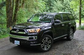 2017 toyota 4runner limited joy ride 2014 toyota 4runner limited digital trends