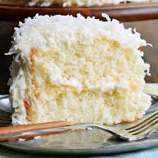 coconut cake with cream cheese coconut frosting u2022 aimee food blogger