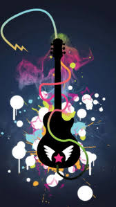 girly guitar wallpaper top 30 iphone wallpapers for iphone 6s 6 5s 5