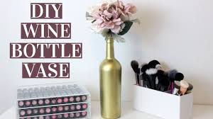 wine bottle wedding centerpieces easy diy wine bottle vases wedding centerpiece home decor