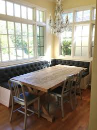 kitchen island with built in table kitchen kitchen with seating built in bench l shaped design