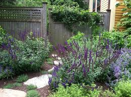 Garden Fence Decor Fence Decor Ideas Landscape Contemporary With Wood Lattice Fence