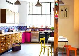 cuisine bois et composer cuisine en ligne cuisine industrielle colorace en bois et