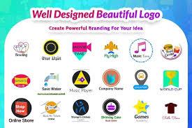 brand logo design logo maker logo design generator android apps on play