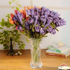 Flowers For Home Decor Online Get Cheap Mix Flower Bouquet Aliexpress Com Alibaba Group