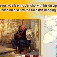 chuck lentine u0027s chuckzzn3 b30th jesus heals the blind man