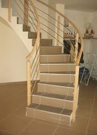 Cement Stairs Design How To Build Stairs Make Curved Stairways With Handrails