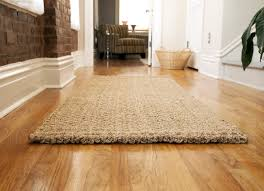 Hardwood Floor Rug What Is Jute And Why Does It Make Such Great Area Rugs