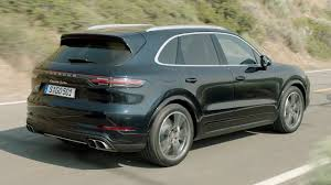 porsche suv turbo 2018 porsche cayenne turbo youtube