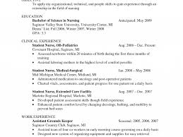 Nursing Resume Clinical Experience Oncology Nurse Resume Julie Schroll 1129 Shire Way Oncology