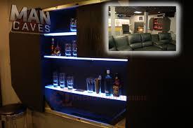 led lighted bar shelves led bar shelves blog page 3 of 5 customized designs