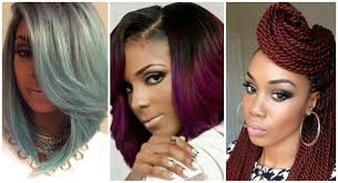 2017 hairstyles for black and african american women youtube