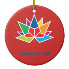 canada 150 ornaments keepsake ornaments zazzle
